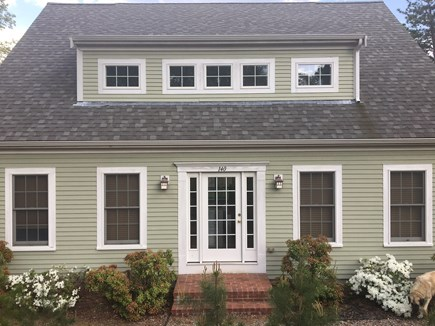 Wellfleet Cape Cod vacation rental - Front of house