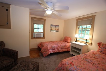 Sandwich Cape Cod vacation rental - Bedroom w/ 2 Twins