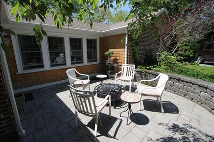 Sandwich Cape Cod vacation rental - Fire Pit w/ Chairs