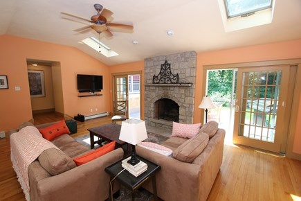 Sandwich Cape Cod vacation rental - Large Living Room