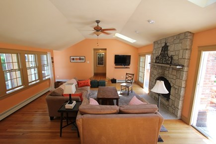 Sandwich Cape Cod vacation rental - Comfortable Living Room