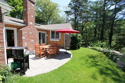 Sandwich Cape Cod vacation rental - Nice Patio and Yard