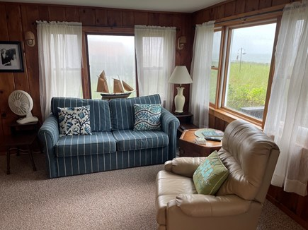 Sagamore Beach Cape Cod vacation rental - Comfortable room to relax in at the end of the day.