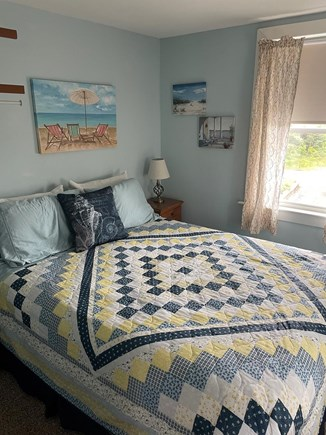 Sagamore Beach Cape Cod vacation rental - Master bedroom with queen size bed.