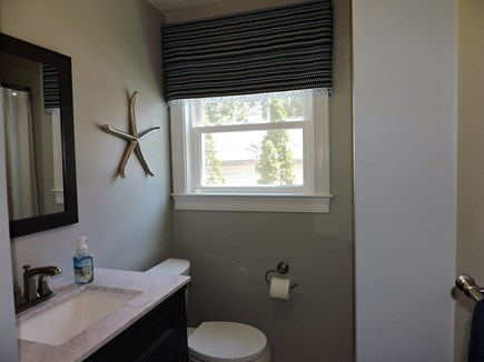 Falmouth, Teaticket Cape Cod vacation rental - First Floor Full Bathroom w/ Stand up Shower