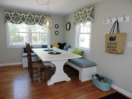 Falmouth, Teaticket Cape Cod vacation rental - Dining area with Banquet