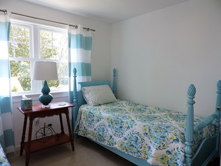Falmouth, Teaticket Cape Cod vacation rental - Second floor bedroom with two twin size beds