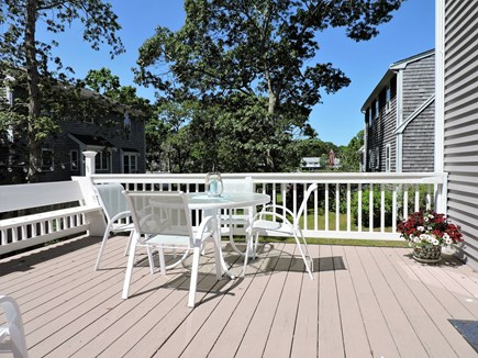 Falmouth, Teaticket Cape Cod vacation rental - Lovely Deck for Dining