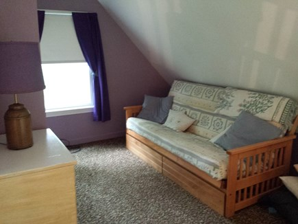 Eastham Cape Cod vacation rental - Futon in loft makes into double bed