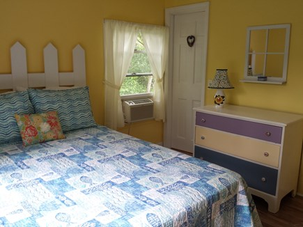 Eastham Cape Cod vacation rental - Queen bed in usptairs bedroom