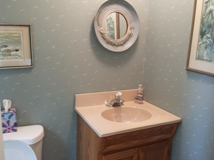 Eastham Cape Cod vacation rental - Half Bath off bedroom