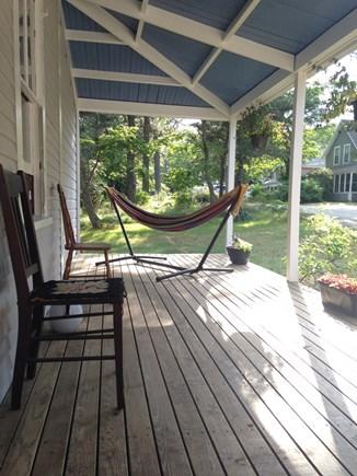 Wellfleet Cape Cod vacation rental - Hammock time.