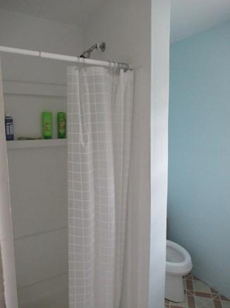 Wellfleet Cape Cod vacation rental - Downstairs bathroom