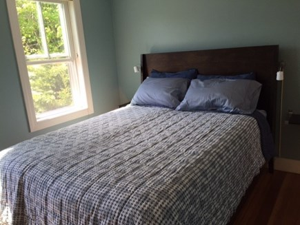 provincetown Cape Cod vacation rental - Bedroom, with queen-sized bed