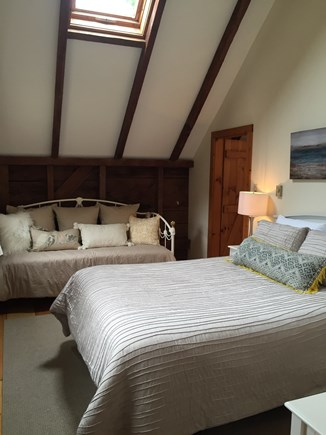 Eastham Cape Cod vacation rental - Queen Master Bedroom with Daybed on 2nd Floor.