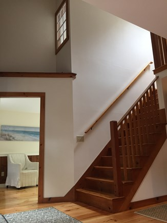 Eastham Cape Cod vacation rental - Bright and airy foyer.  Hardwood floors refinished throughout.