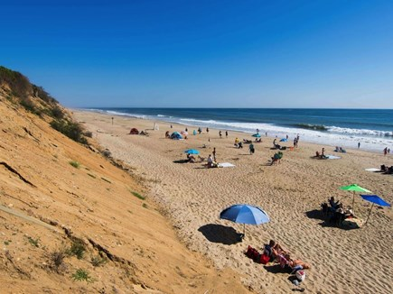 Eastham Cape Cod vacation rental - Nauset Light Beach <1 mile away. Bayside beaches 2 miles away.