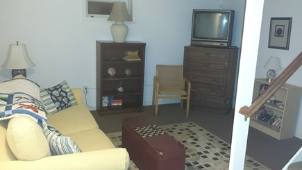 South Dennis Cape Cod vacation rental - Kids room in basement