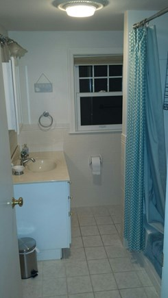 South Dennis Cape Cod vacation rental - Upstairs full bathroom