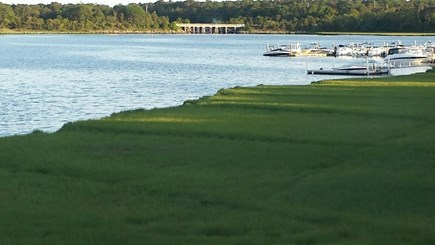 South Dennis Cape Cod vacation rental - View from living room