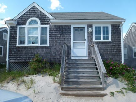 Sandwich Cape Cod vacation rental - Front of cottage.