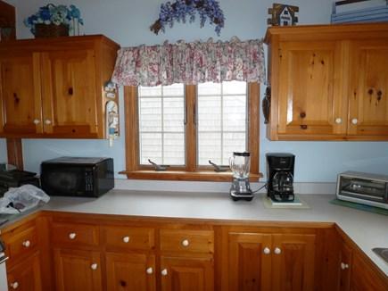 Sandwich Cape Cod vacation rental - Kitchen.