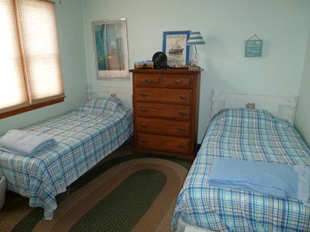 Sandwich Cape Cod vacation rental - Bedroom 2 with full bath.