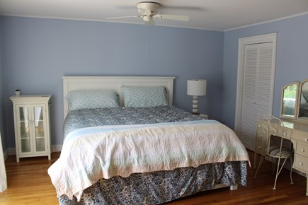 Eastham Cape Cod vacation rental - Master bedroom with own bath