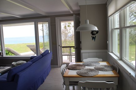 Eastham Cape Cod vacation rental - Indoor eating area