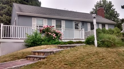 Hyannis Cape Cod vacation rental - Front view