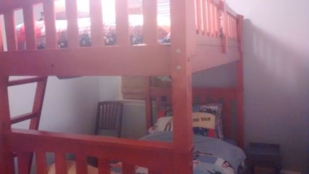 Hyannis Cape Cod vacation rental - Bunk Beds-upper level