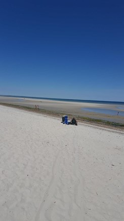 West Dennis Cape Cod vacation rental - Mayflower Beach. Located on the northside of Dennis on the Bay.