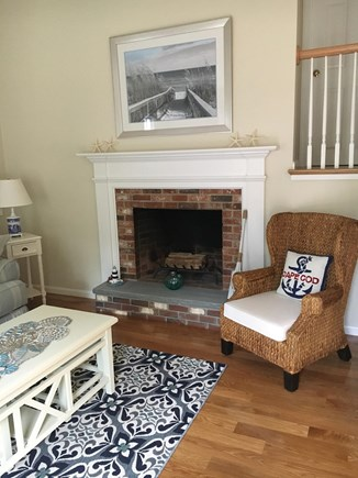South Chatham Cape Cod vacation rental - First floor living area