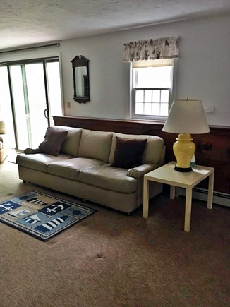 South Chatham Cape Cod vacation rental - Lower level living space