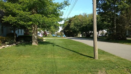Pocasset, Bourne Pocasset vacation rental - View to the water just down the street