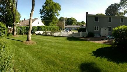 Pocasset, Bourne Pocasset vacation rental - Back Yard