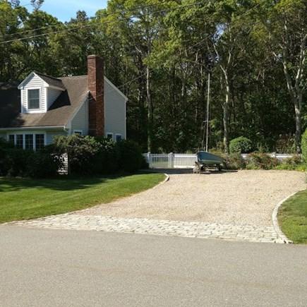 Pocasset, Bourne Pocasset vacation rental - Front of house