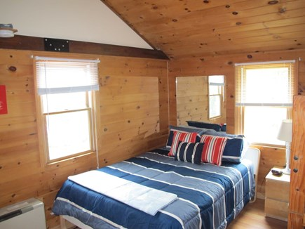 Hyannis, Barnstable Cape Cod vacation rental - Bedroom 2,  Central A/C w ceiling fan , Quiet
