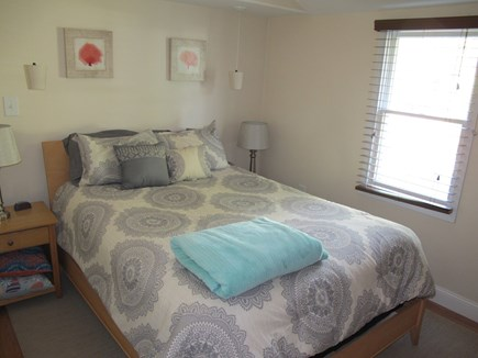 Hyannis, Barnstable Cape Cod vacation rental - Bedroom 1  Central A/C