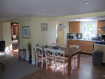 Hyannis, Barnstable Cape Cod vacation rental - Kitchen/Dining