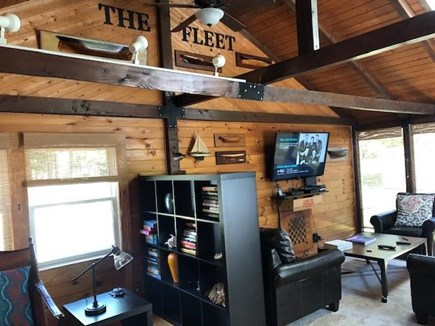 Hyannis, Barnstable Cape Cod vacation rental - Great Room