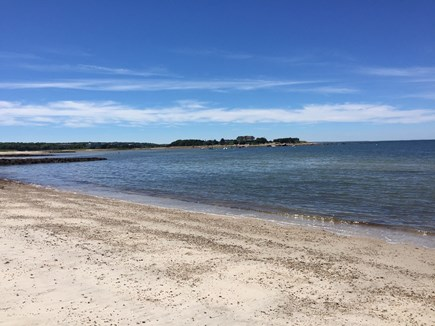 Falmouth Cape Cod vacation rental - New Silver Beach just steps from the door!