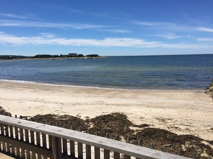 Falmouth Cape Cod vacation rental - Beautiful New Silver Beach just steps away