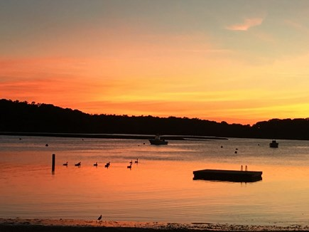 Bourne, Pocasset Cape Cod vacation rental - Breathtaking sunsets nightly