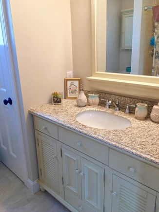 Bourne, Pocasset Cape Cod vacation rental - All new baths with granite