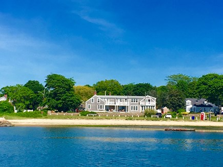 Bourne, Pocasset Cape Cod vacation rental - You are across the street from the beach!