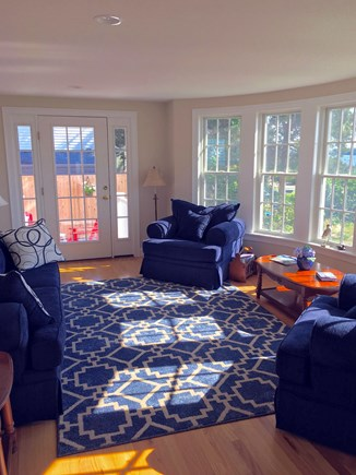 Bourne, Pocasset Cape Cod vacation rental - Tons of windows and views from all rooms!