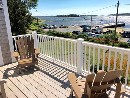 Bourne, Pocasset Cape Cod vacation rental - All bedrooms have balcony access!