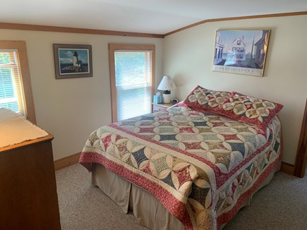 West Chatham in Hardings Beach Cape Cod vacation rental - Upstairs bedroom with ocean view