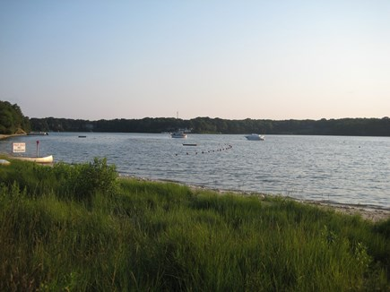 South Dennis Cape Cod vacation rental - Big enough for boating, public boat ramp less than 1 mile